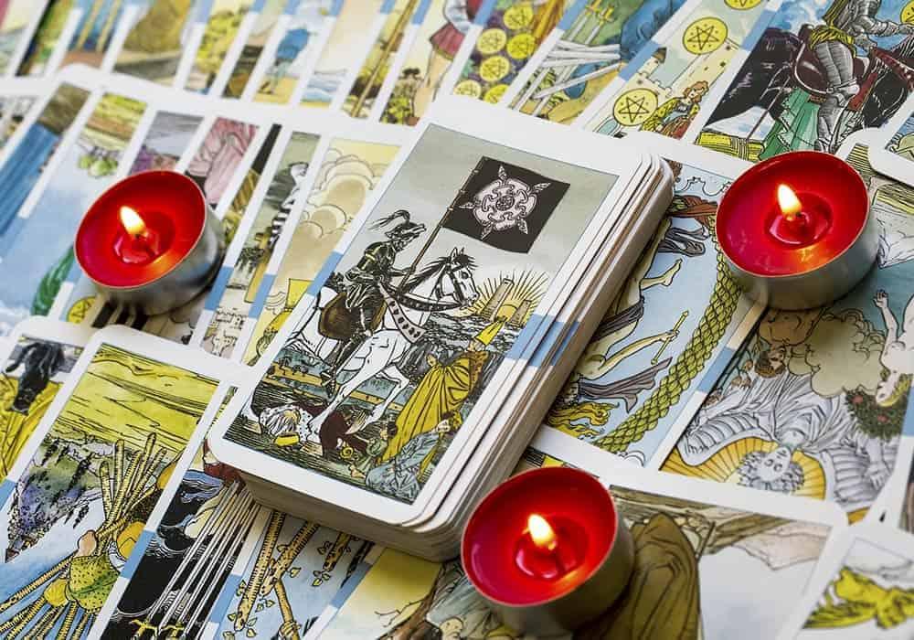 Okultni tarot