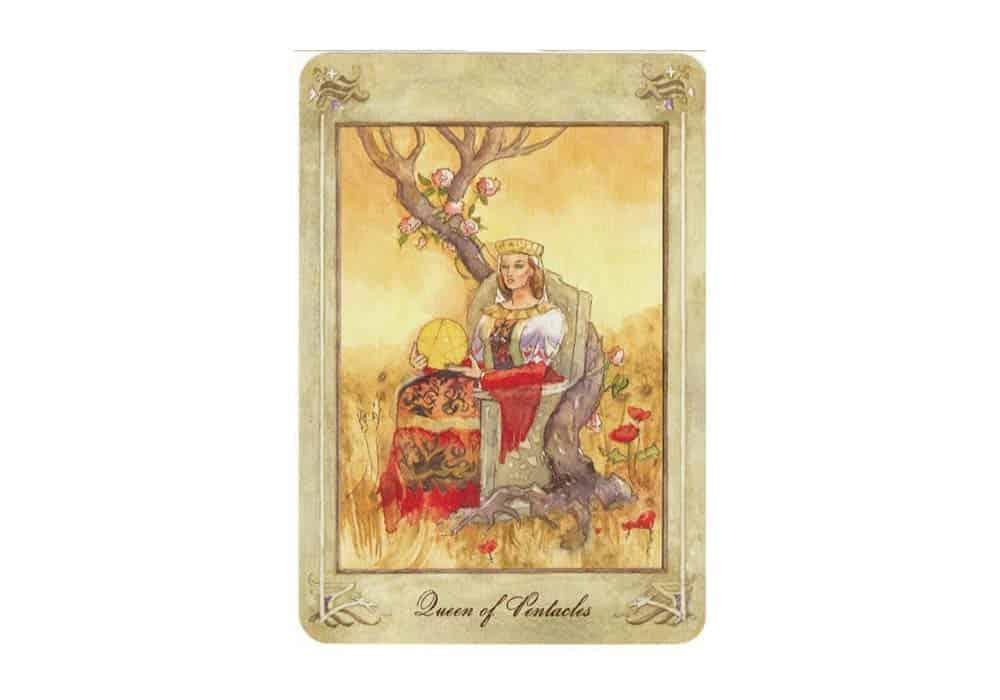 tarot-i-ljubav-kraljica-diskova