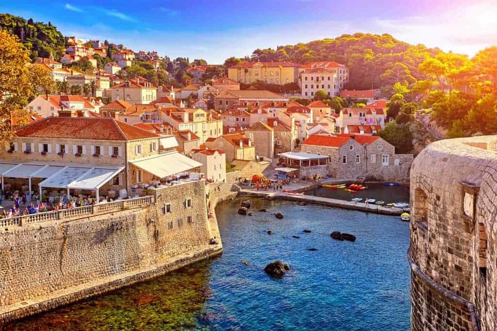 Vjenčanje godine u Dubrovniku