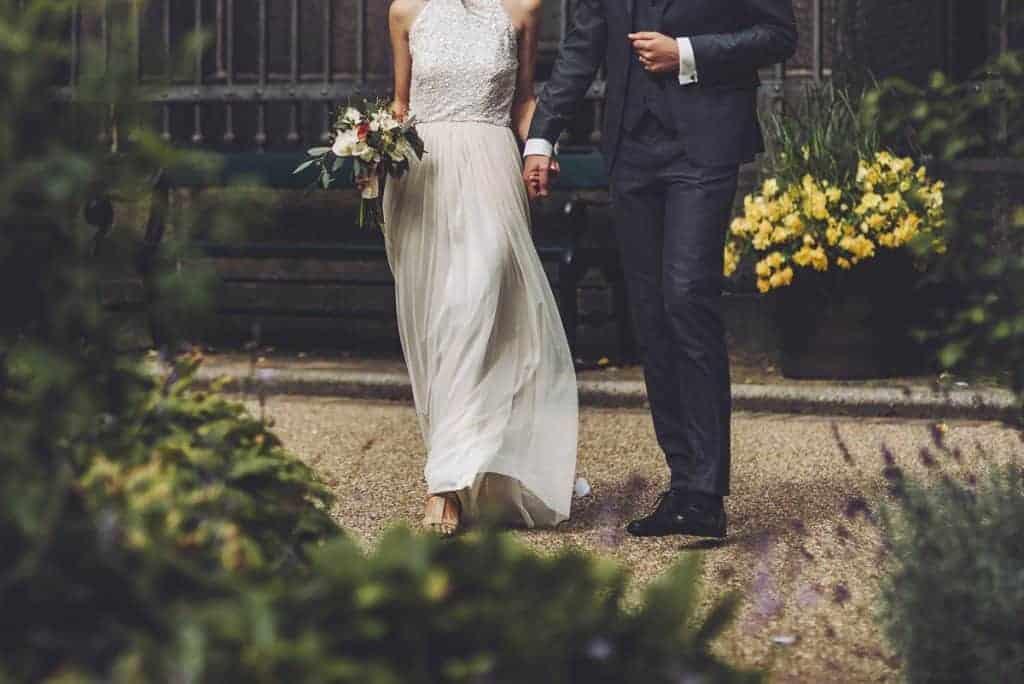 Vjenčanje iz bajke dalekih rođaka